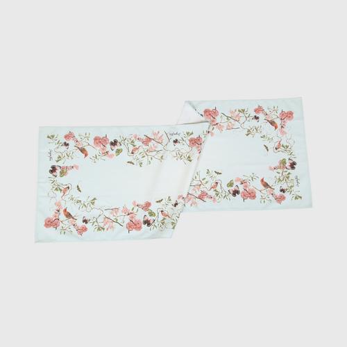 SAI JAI THAI Flower&Birds Table Cloth