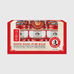 Siang Pure Giftset Kingpower Siang Pure White Siang Pure Balm (6 g x 12 pcs.)