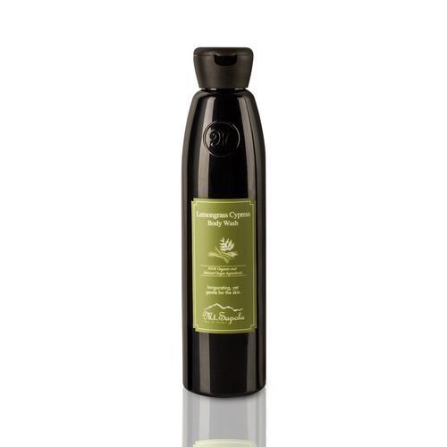MT.SAPOLA Body Wash - Lemongrass/Cypress 220ml.