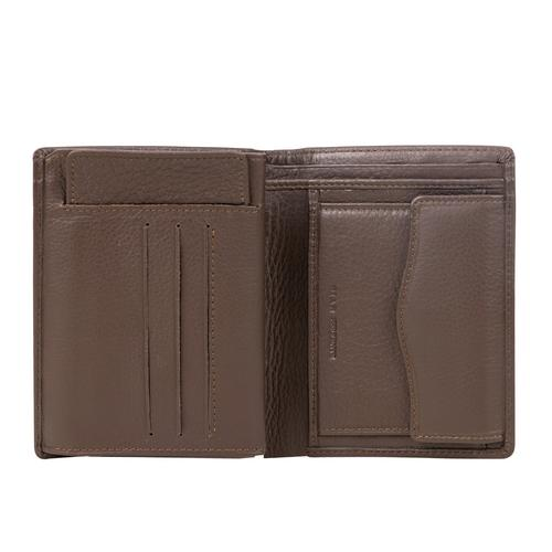 GIAN FERRENTE DEER WALLET - BROWN