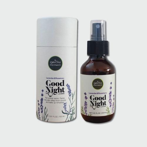 Phutawan Good Night Pillow Spray 100 ml.