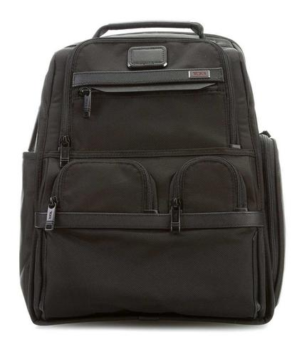途明TUMI  Compact Laptop Brief Pack - Black