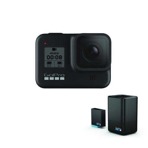 GoPro Hero 8 Black + Dual Charger