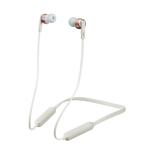 JVC HA-FX45BT-AE wireless inner ear headphones - White