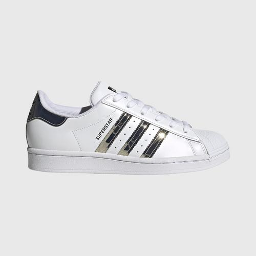 ADIDAS Superstar W Shoes - Size 4 (Ftwr White)
