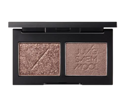 JSM Refining Eyeshadow Double (Shell Pinkbrown) Sparkle 3g + Paste 4.5g (All 7.5g)