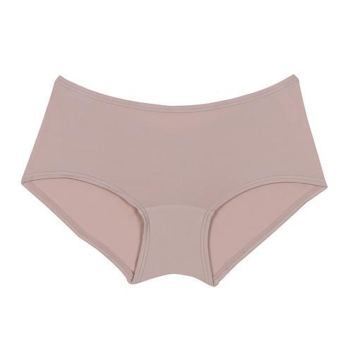 Wacoal Boyleg Low Rise V-Cut Panty nude colour size M