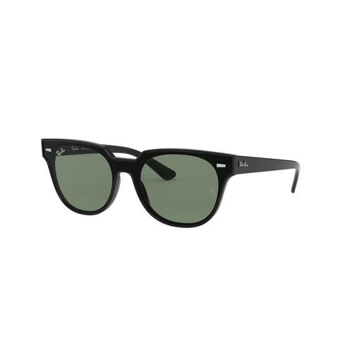 RAYBAN Black Injected Sunglasses 0RB4368NF601/7145