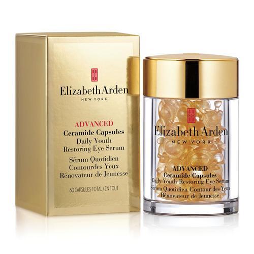 ELIZABETH ARDEN Advanced Ceramide Capsules Daily Youth Restoring Eye Serum (60 capsules)