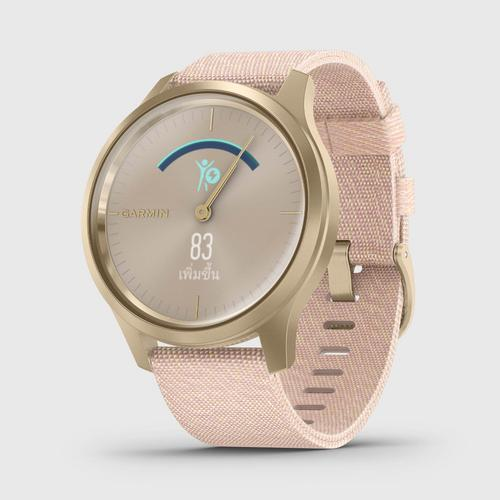 GARMIN Vívomove Style - Blush Pink/Light Gold