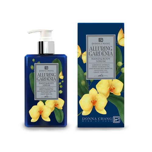 Donna Chang Alluring Gardenia Hand & Body Serum 250 ml.