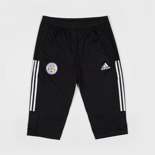 Leicester City Football Club CON20 3/4 PNT Black/White Colour Size S