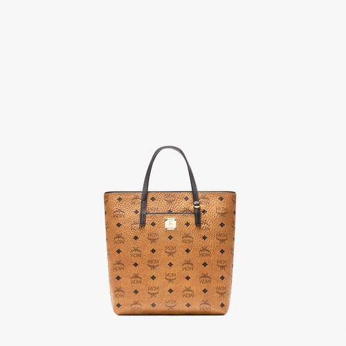MCM Anya Shopper in Visetos