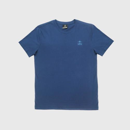 "Double Goose ""Thai Tone Collection"" Crew Neck Solid T-Shirt - Mekkhram color Size S"