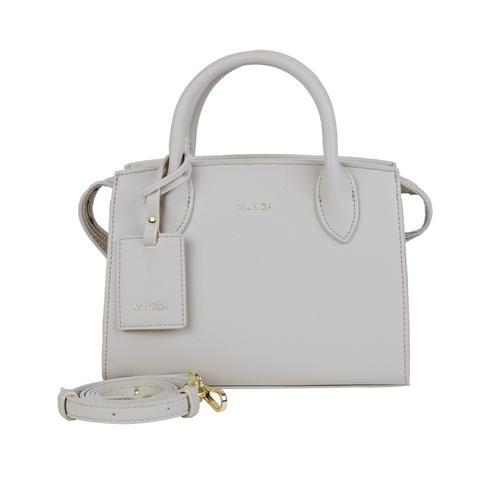 """MUNIGA """"MARIEN"""" SHOULDER BAG (Light Gray) L23 x H 18 x W 11 cm."""