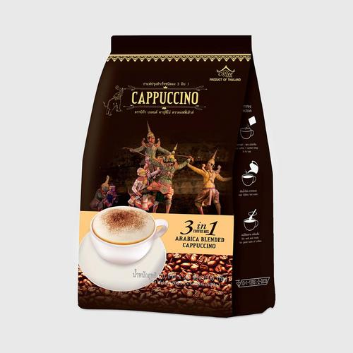 The Coffee House CAPPUCCINO 500 G. ( 20g. X 25 )
