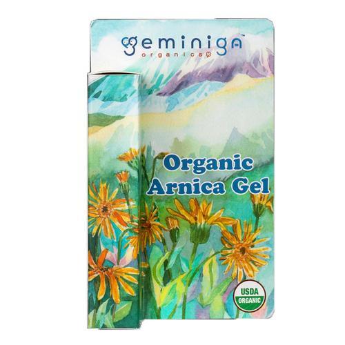 Geminiga Organics Arnica Gel 15ml