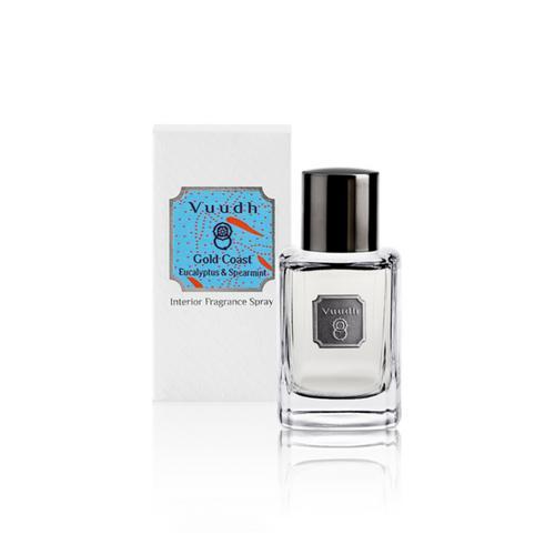 VUUDH Interior Fragrance Spray Gold Coast (Eucalyptus & Spearmint) 50 Ml.