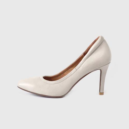 RAINBO Sandra High Heel-Mild Grey-35