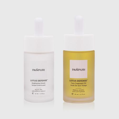 Pañpuri Face Treatment Oil & Serum Brightening 2x30 ml