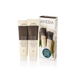 AVEDA DAMAGE REMEDY™ 头发速效修复精华两件组 预制套组: 2 x 100ML