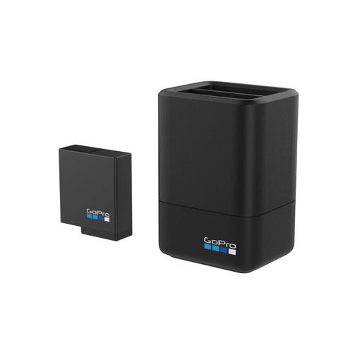 GoPro HERO5,6,7 Dual Battery Charger + Battery