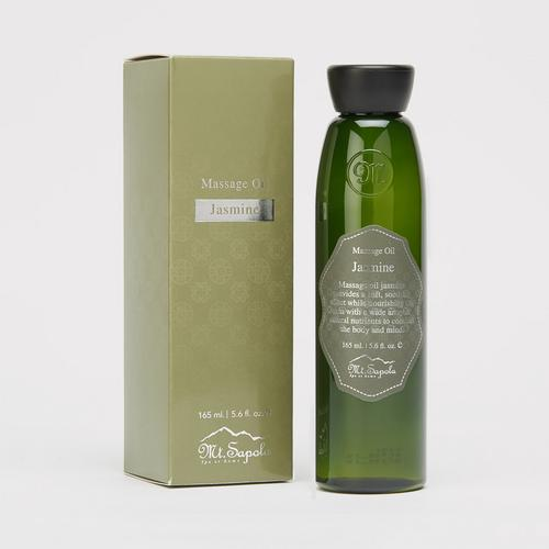 Mt.Sapola Massage Oil-Jasmine 165ml.