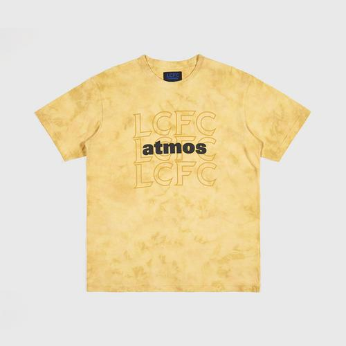 Leicester City Football Club X Atmos Natural Tie-Dye T-Shirt Size M