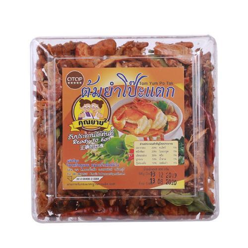 KHUN YAAI Tom Yum Po Tak Ready-to-Eat 200g.