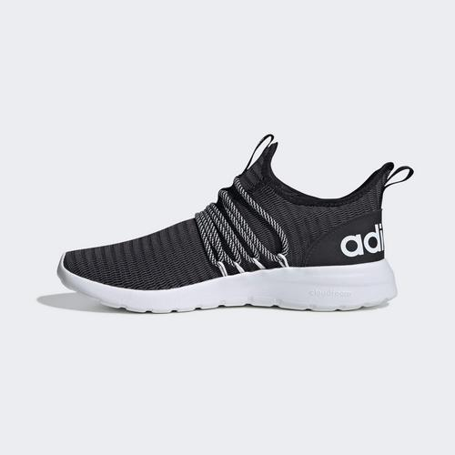 ADIDASLITE RACER ADAPT SHOES BLACK- SIZE 7.5
