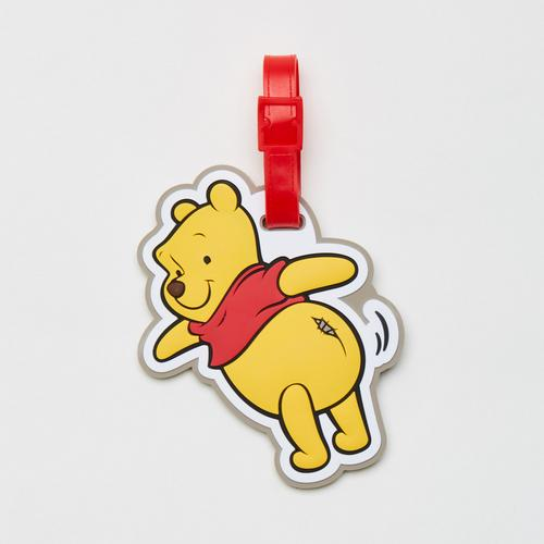 Disney Pooh Luggage tag
