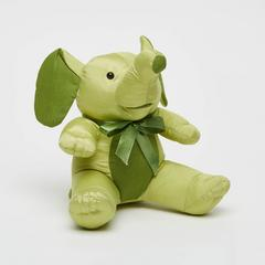 Sunsanee Elephant Sit Doll Silk 4""