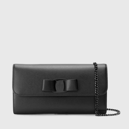SALVATORE FERRAGAMO Vara Bow Mini Bag