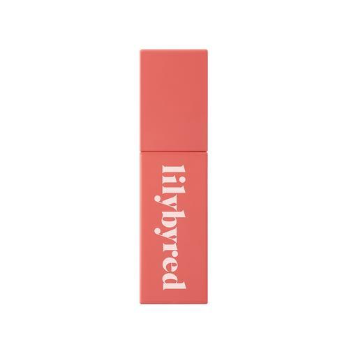 LILYBYRED Romantic Liar Mousse Tint 04 Like Apricot Custard 4G