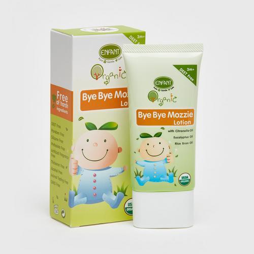 Enfant Organic Plus Bye Bye Mozzie Lotion
