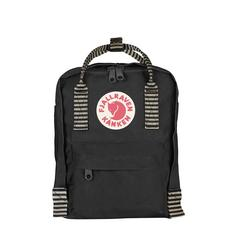 KÅNKEN MINI BACKPACK -BLACK/STRIPED