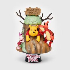 Disney D-Select Diorama Set : Winnie The Pooh (006)