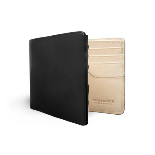 CONTAINER Wallet Bifold - Black