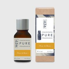 BsaB Concentrated Pure Oil - Pear & Rose 15 ml