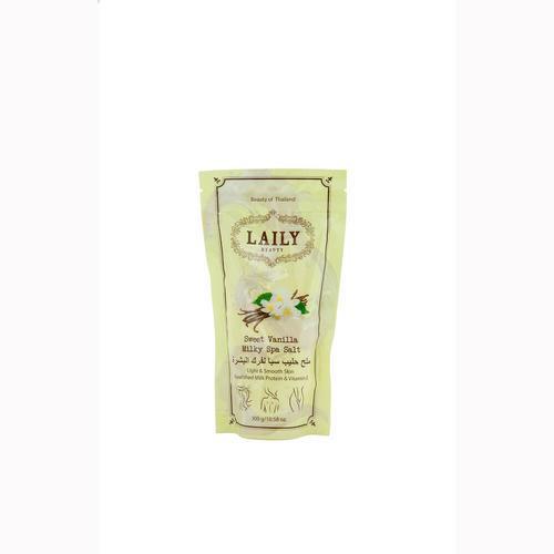 LAILY Sweet Vanilla Milky Spa Salt 300g