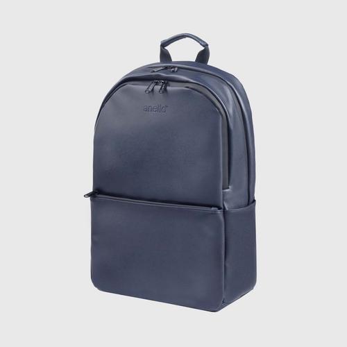 ANELLO OS-S076-ALTON Round Reg. Backpack-NAVY