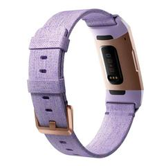 FITBIT Charge 3™  NFC SE Lavender Woven