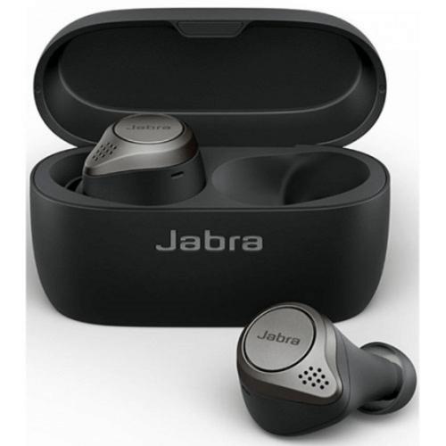 Jabra Elite 85t True Wireless Earbuds with Adjustable ANC - Titanium Black