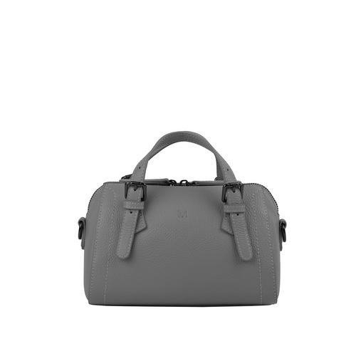 Me Phenomenon  MOON HANDBAG Gray