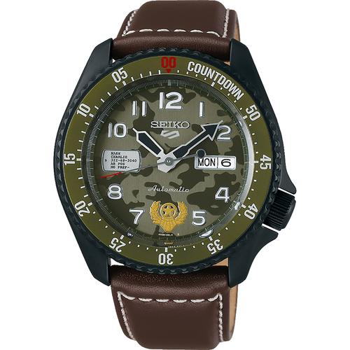 SEIKO 5 SPORTS Automatic  SRPF21K STREET FIGHTER V Limited Edition