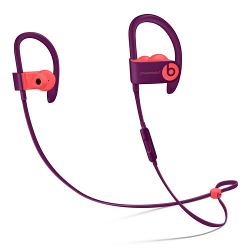 BEATS Powerbeats3 Wireless Earphones Beats Pop Collection - Pop Magenta