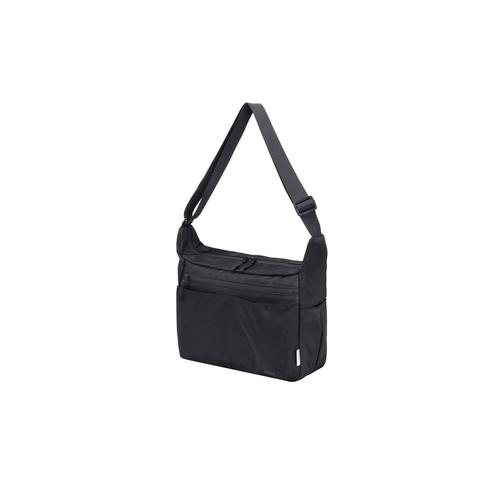 ANELLO ATC3653-ODYSSEY Reg. Shoulder Bag-BK