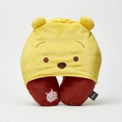 Disney Pooh Neck pillow with Hoodie