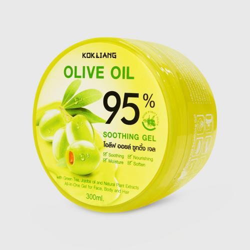 KOKLIANG 国联 橄欖油凝胶清凉祛湿舒缓  300ml