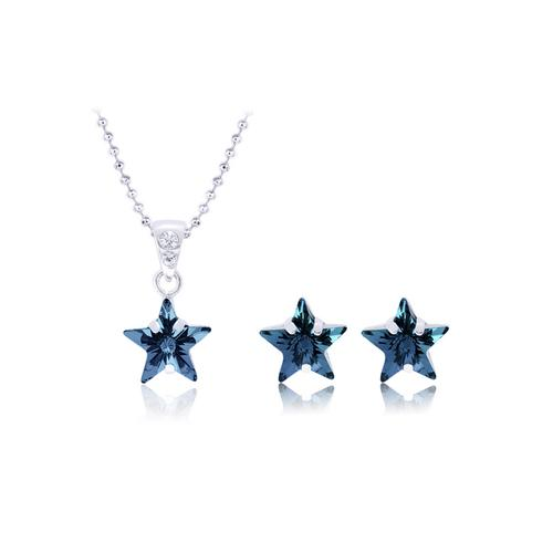 12VICTORY Star Bermuda Blue Set